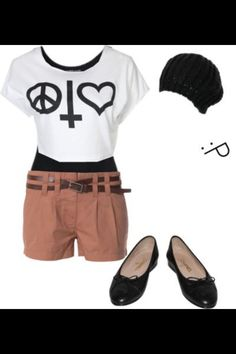 Classy Casual Hipster Outfit
