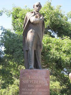 Monumento a Taras Shevchenko CABA