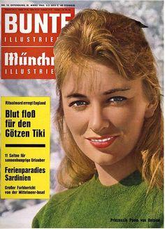 1962. Paola von Belgien