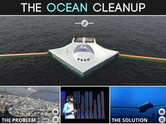 The Ocean Cleanup - Created on Tactilize