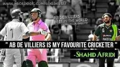 Shahid Afridi, Ab De Villiers, Cricket, Selfies, My Life, Abs, Fire, Amazing, Sports