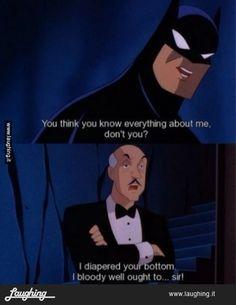Sassy Alfred!!!