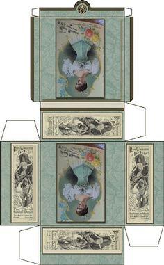 mis cajas para casitas - de wissel - Picasa Webalbums