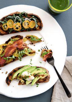 Tasty Tuesday: {Healthy Breakfast Tartines} | Apartment34 | Food + Travel