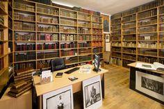 França na Librairie Le Feu Foillet de Paris