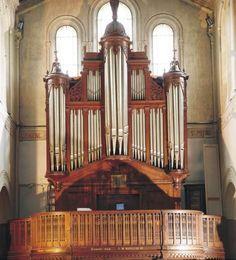 Grand orgue, Saint-Leu-la-Forêt