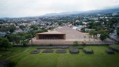 Gallery of Teopanzolco Cultural Center / Isaac Broid + PRODUCTORA - 8