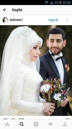Muslim Wedding Gown, Hijabi Wedding, Pakistani Wedding Dresses, Wedding Photography Poses, Wedding Poses, Wedding Couples, Bridal Hijab, Hijab Bride, Best Casual Dresses