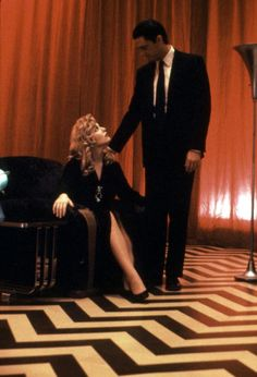 TWIN PEAKS: FIRE WALK WITH ME, Sheryl Lee, Kyle MacLachlan, 1992,