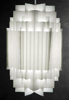 "Manhattan Modern Paper Lanterns White (16.5"" x 12"") for only $24!"