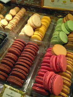 Objetivo: Cupcake Perfecto.: Guía dulce de París, primera parte