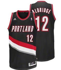 LaMarcus Aldridge Black adidas Revolution 30 Swingman Portland Trail  Blazers Jersey - L -  79.99 Basketball 94c5efa45