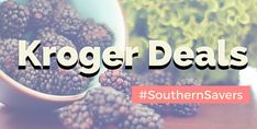See all the deals and the Kroger weekly ad all in one place. Kroger has great sales when they run Mega Event promotions and store eCoupons.