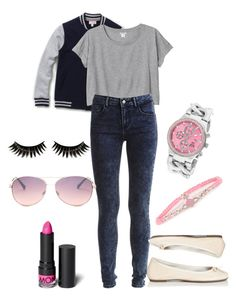 """""""Outfit diaries #3"""" by sandraruiz-i ❤ liked on Polyvore"""