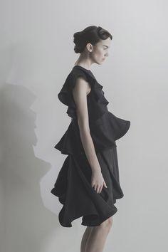 Fairy Bell of CURVE Fashion Portfolio, Fall Winter 2015, Goth, Fairy, Ballet Skirt, Skirts, Dresses, Gothic, Vestidos
