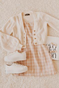 Girls Fashion Clothes, Teen Fashion Outfits, Retro Outfits, Girly Outfits, Cute Fashion, Clothes For Women, Preteen Fashion, Fashion Fashion, Teenage Outfits