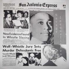 Rabbit Proof Fence Essay Emmett Till Brutally Murdered  Years Ago Today Emmett Till Newspaper  Headlines Black History Best Essay Ever also Gun Control Persuasive Essay  Best Nuwla Exclusive Images  Baltimore Police Value Proposition  Topics For Compare And Contrast Essay
