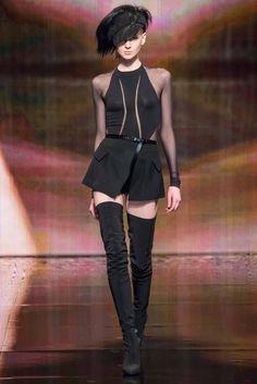 fashion Ra: Donna Karan winter 2015 2016