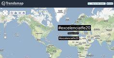 Felicidades @efraincan y @fifedetfe #ExcelenciaTfe20 fue Trending Topic a lo grande y desde el primer minuto de la gala pic.twitter.com/T3xk1w42