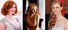 Orange Love. Hair.