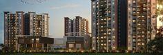 Siddha Happyville Apartment-2 bhk, 3 bhk area-910 sq. Ft. – 1445 sq. Ft. Price-3450 per sqft status- under construction possession-dec 2018