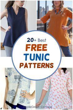 Tunic Dress Patterns, Tunic Pattern, Tunic Dresses, Blanket Patterns, Dress Pattern Free, Jumpsuit Pattern, Jacket Pattern, Dress Pants, Harem Pants