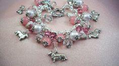 CORGI   ap15   Bracelet  Free Gift Chain by HOBBYHORSELADY on Etsy, $54.90