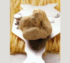 Weißer Alba-Trüffel: Unser Pasta-Rezept mit Trüffel