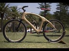 Resultat d'imatges de wood bicycle