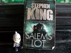 "Author Matt Manochio's (""The Dark Servant"") favorite Stephen King novel -- and mine, too!"