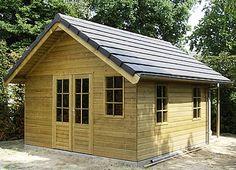 Maatwerk prefab tuinhuisjes, bergingen, prieeltjes, garages, carports, poolhouses etc.