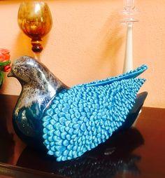 Ceramic bird by nesrin aktaş