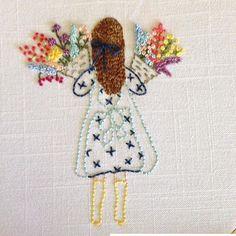 @andotheradventuresco #broderie #bordado #embroidery #ricamo #handembroidery #needlework