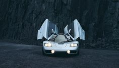One of my favorite designs of all time, the McLaren F1.