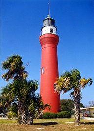 St. Johns River Lighthouse ~ Jacksonville, Florida
