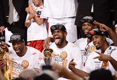 Champion Heat marvel at LeBron James as Spurs ponder tough loss | SI.com