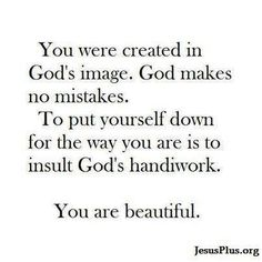Positive Affirmations. Build yourself up don't put yourself down... Self Reminder ;)