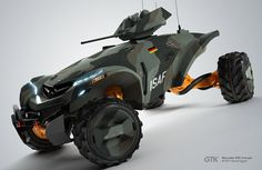 Concept Military Vehicles | all wheel drive atv military camouflage mercedes gtk concept vehicle ...
