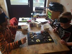 Blind Taste Testing for Science Home Learning!