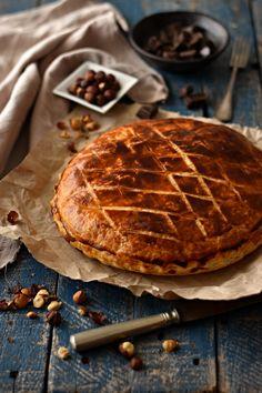 Sweet Gula: Galette des Rois de Chocolate e Avelã