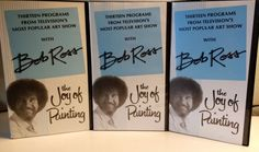 Oil Painting Instruction - Bob Ross Joy of Painting - Learn to Paint