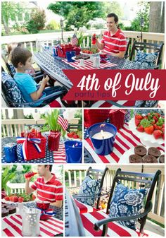 4th of July - 9