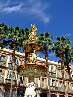 Plaza de la Constitución #Málaga