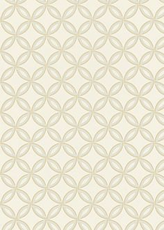 Love this pattern, but it is a wallpaper. Anyone seen a fabric similar in design and color?
