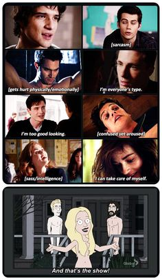 Teen Wolf... And that's the show!