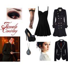 Female Crowley