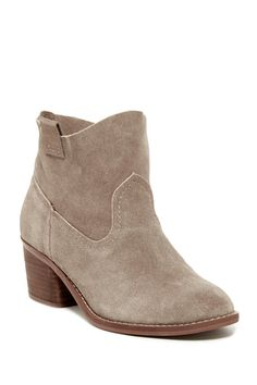 Carlos By Carlos Santana - Leighton Soft Shaft Bootie at Nordstrom Rack. Free Shipping on orders over $100.