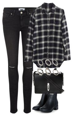 """Untitled #3787"" by keliseblog ❤ liked on Polyvore featuring Paige Denim, Madewell, rag & bone, ASOS, women's clothing, women's fashion, women, female, woman and misses"