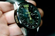 This is in the top 5 sickest watches on the planet. Do I need it...well, Yes and...yes. COST: €65,000