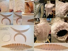 historical sewing tutorial Elizabethan sleeve tutorial by Truly Carmichael